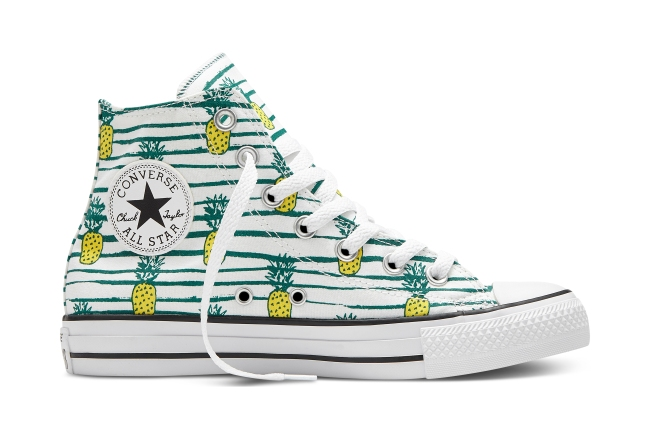 CHUCK TAYLOR ALL STAR SKETCH BOOK STRIPE HI